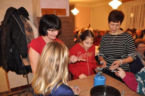 Vánoční beseda 2011