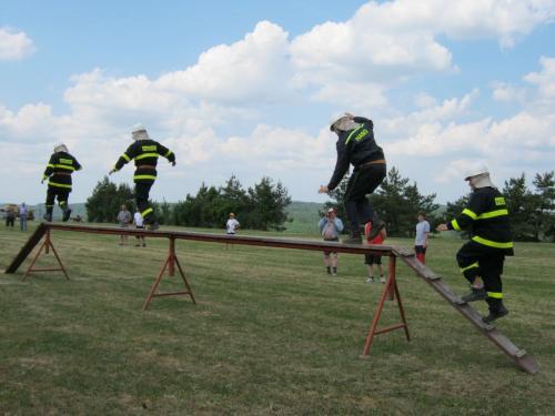 Výročí SDH v Korytech 4.6.2011